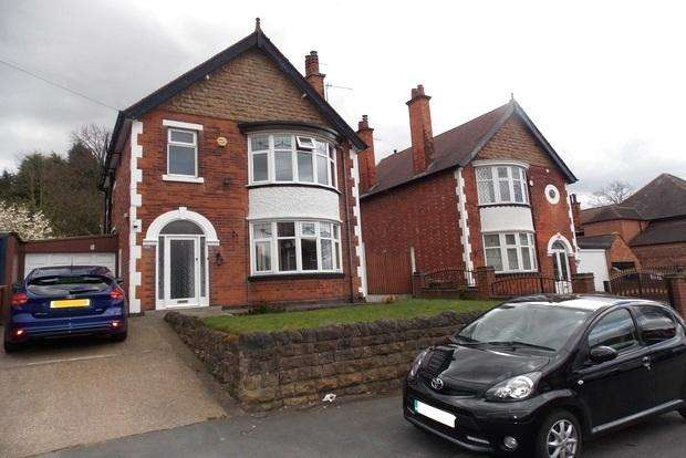 3 Bedrooms Detached House for sale in Costock Avenue, Sherwood, Nottingham, NG5