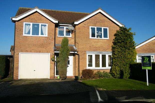 3 Bedrooms Detached House for sale in Hastings Drive, Wainfleet, Skegness, PE24