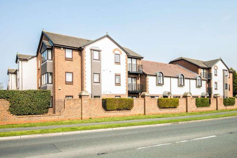 1 Bedroom Mews House for sale in Alexandra Mews, Ormskirk