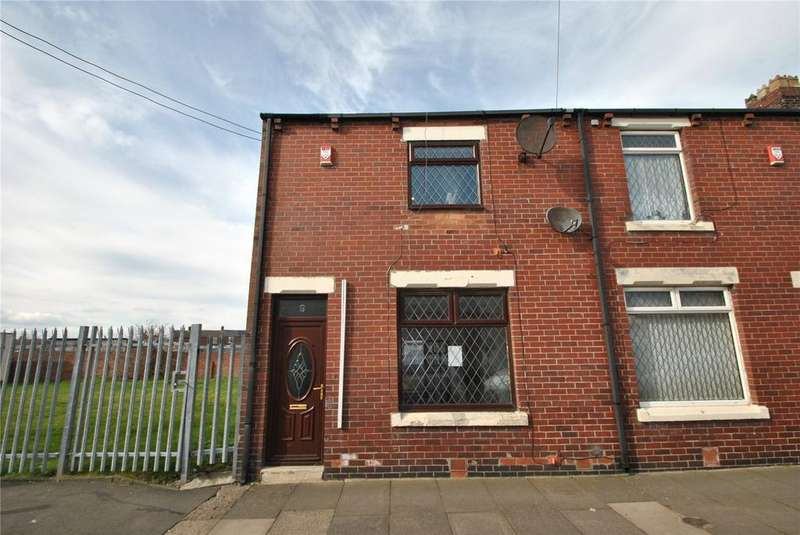 2 Bedrooms End Of Terrace House for sale in Wynyard Street, Fencehouses, Houghton le Spring, Tyne and Wear, DH4