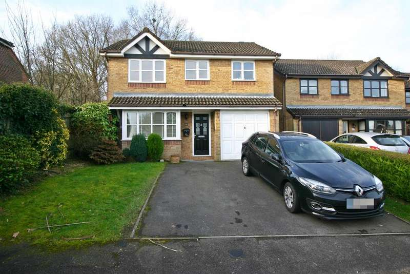 4 Bedrooms Detached House for sale in Kenilworth Gardens, West End , Southampton, Hampshire, SO30 3RE