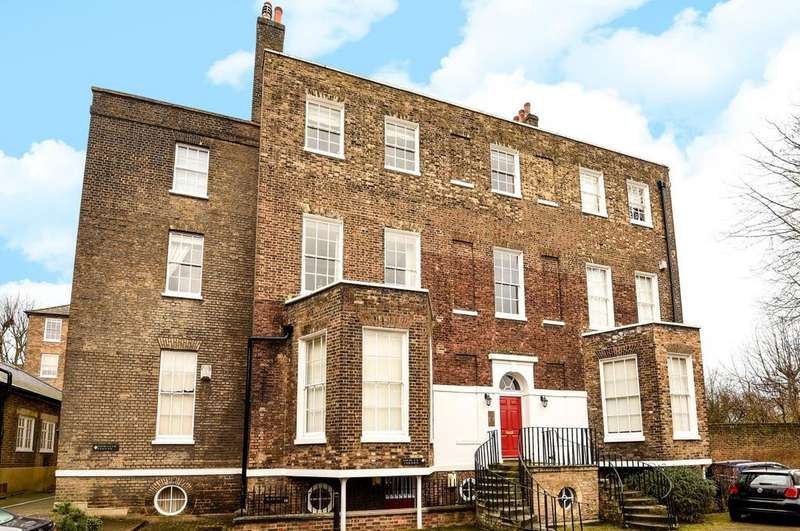 2 Bedrooms Flat for sale in Dartmouth Row London SE10
