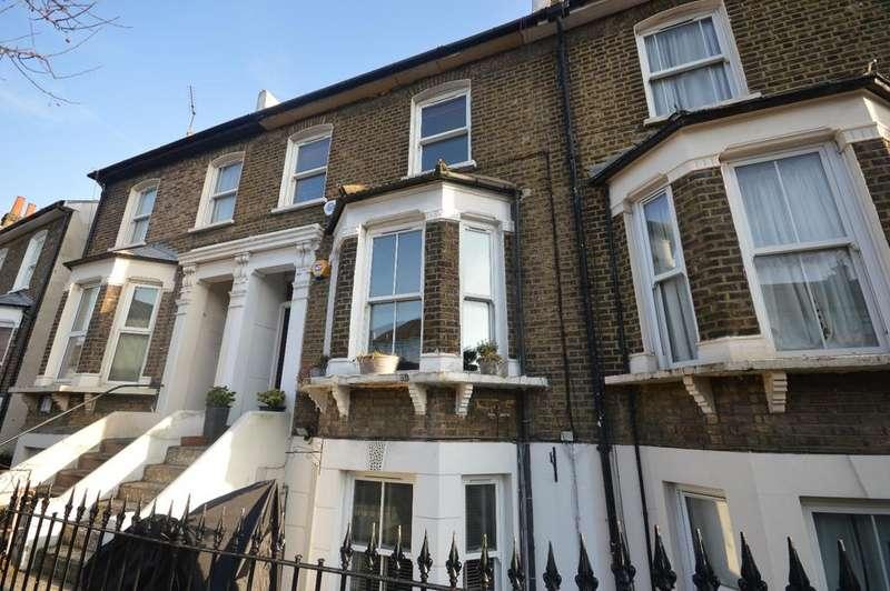 2 Bedrooms Maisonette Flat for sale in Shardeloes Road New Cross SE14