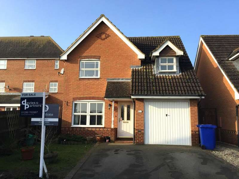 3 Bedrooms Detached House for sale in Brackley