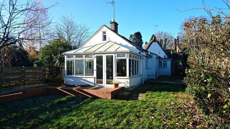 4 Bedrooms Detached Bungalow for sale in Old Town, Brackley