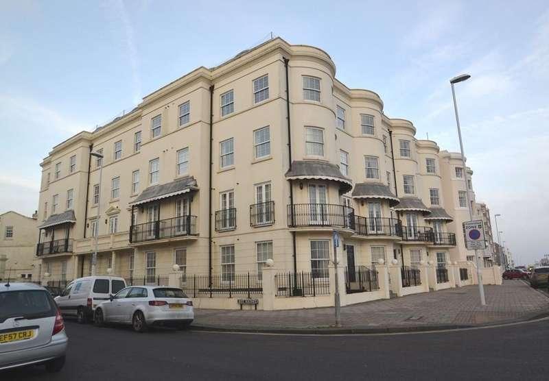 2 Bedrooms Flat for sale in Nautilus, Marine Parade, Worthing, BN11 3PR