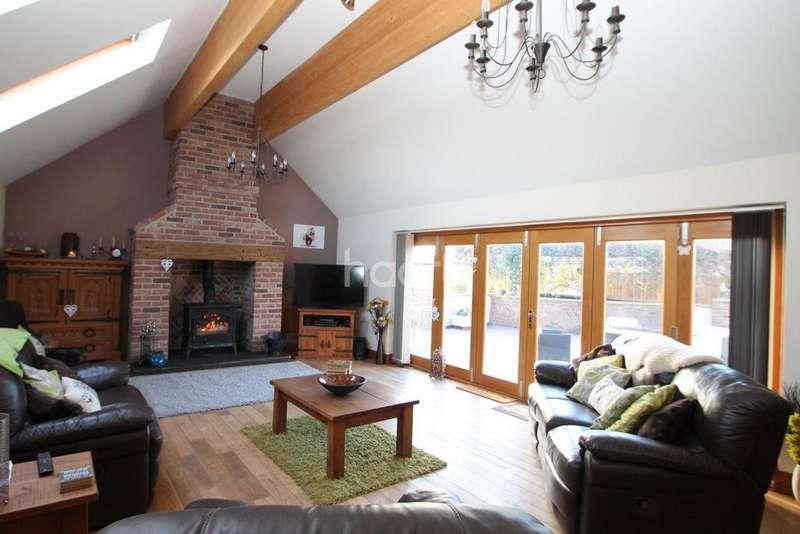 4 Bedrooms Bungalow for sale in Benwick Rd, Doddington
