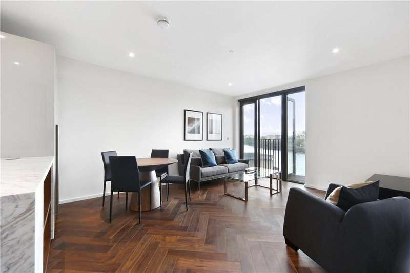 2 Bedrooms Flat for sale in New Union Square, Battersea, Nine Elms, London, SW8