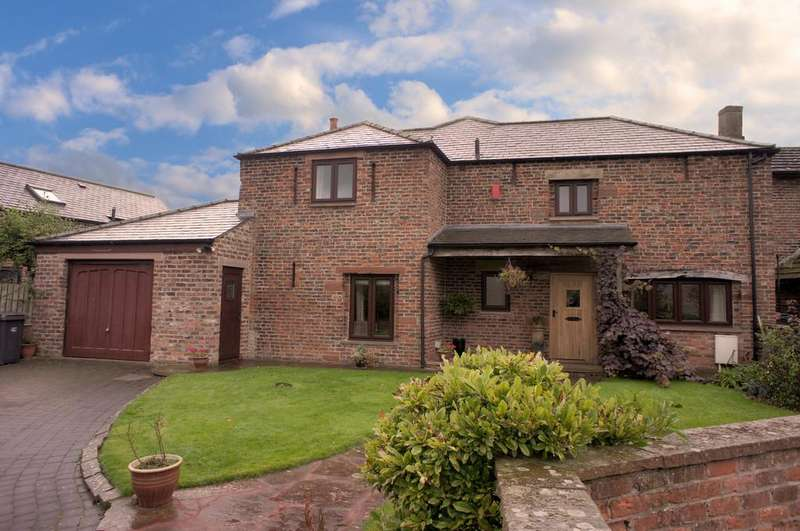 5 Bedrooms Detached House for sale in Linstock