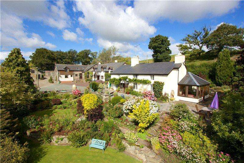 11 Bedrooms Unique Property for sale in Llanfihangel, Llanfyllin, Nr Lake Vyrnwy, Powys, SY22