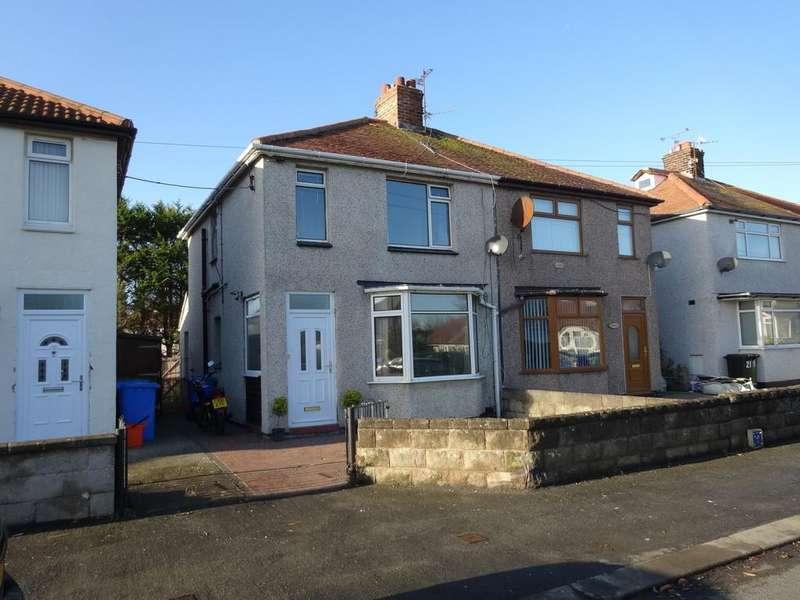 3 Bedrooms Semi Detached House for sale in Brynhedydd Road, Rhyl