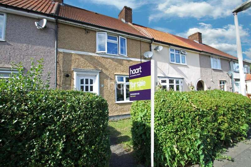 2 Bedrooms Terraced House for sale in Warrington Square, Dagenham