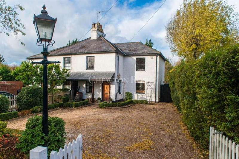 4 Bedrooms Cottage House for sale in Maidens Green, Berkshire