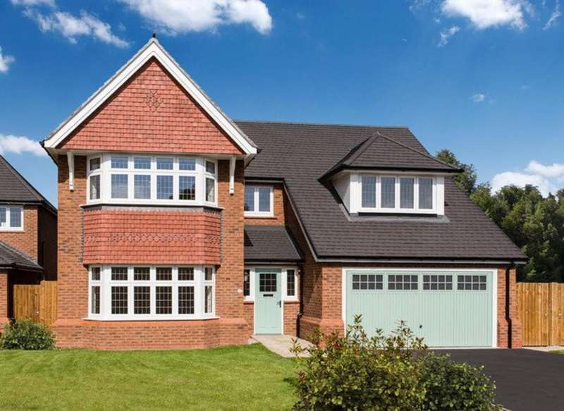 5 Bedrooms Detached House for sale in The Marlborough, Devonshire Gardens, Harrogate, HG1 4AG