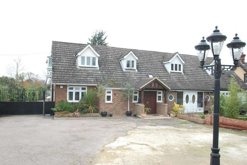 6 Bedrooms Semi Detached House for sale in Nags Head Lane, Brentwood, Essex, CM14