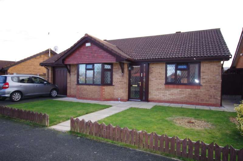 2 Bedrooms Detached Bungalow for sale in Maes Cybi, Abergele