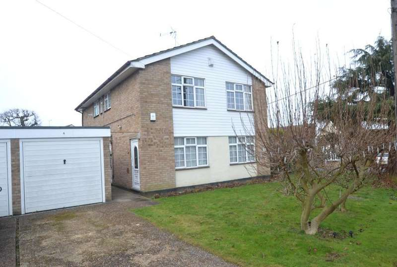 2 Bedrooms Maisonette Flat for sale in West Park Drive, Billericay, Essex, CM12