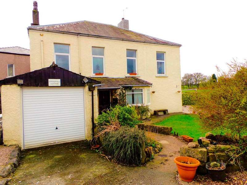 4 Bedrooms Link Detached House for sale in Springfield Cottage, Springfield Road, Ulverston