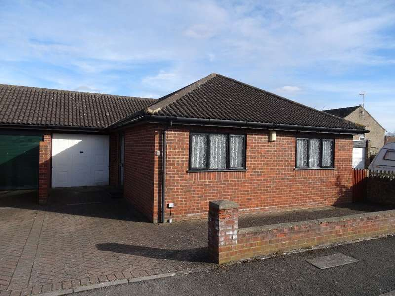 2 Bedrooms Detached Bungalow for sale in THE TASK, OLNEY