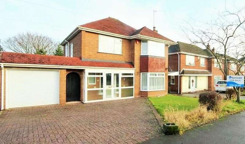 4 Bedrooms Detached House for sale in Sutherland Crescent, Blythe Bridge
