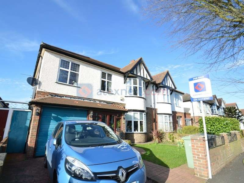 4 Bedrooms Semi Detached House for sale in Callander Road, Catford SE6