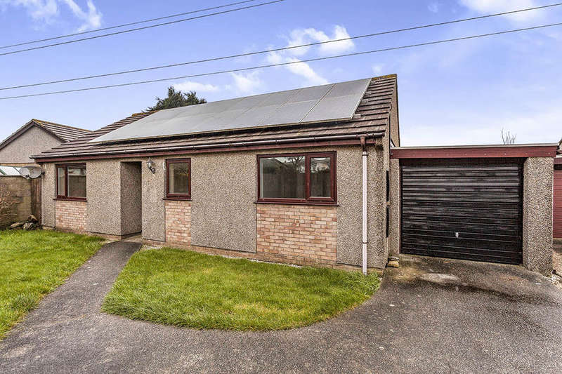 3 Bedrooms Detached Bungalow for sale in Huntersfield, Tolvaddon, Camborne, TR14