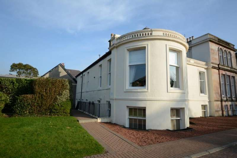 2 Bedrooms Apartment Flat for sale in 34C Blackdales House, Charles Street, Largs, KA30 8HL