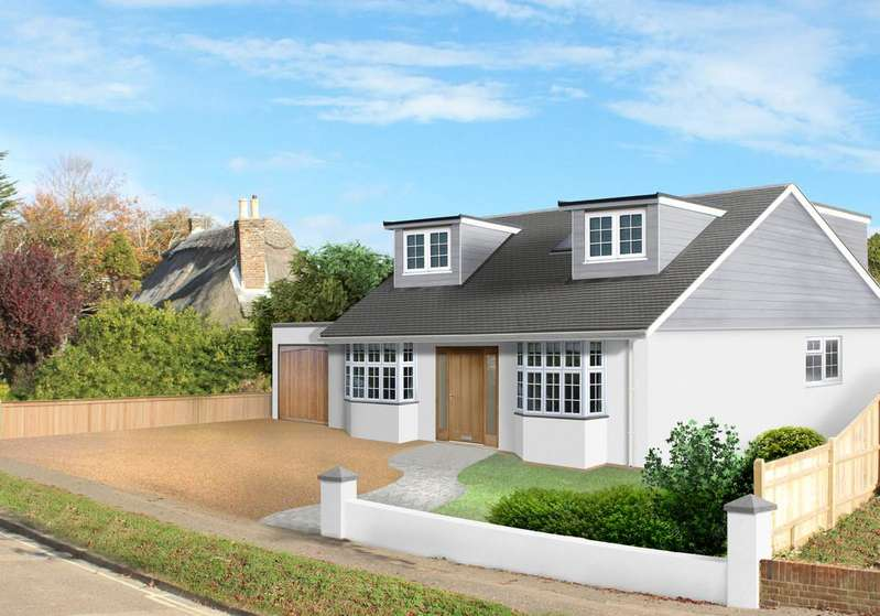 4 Bedrooms Detached House for sale in Connaught Avenue, Shoreham-by-Sea, BN43 5WP