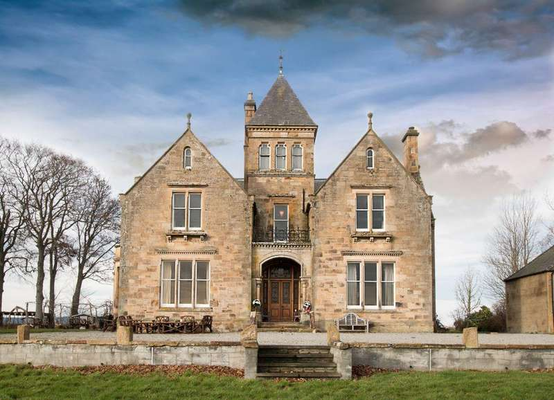 10 Bedrooms Country House Character Property for sale in Balinroich Farm, Fearn, Tain,
