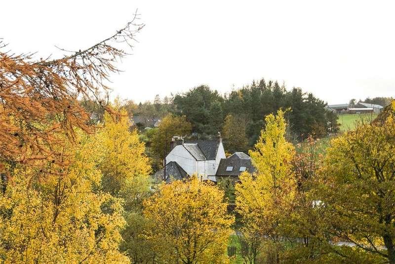 4 Bedrooms Detached House for sale in Ellem Old Inn, Duns, Berwickshire, TD11