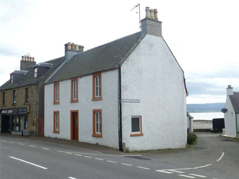 4 Bedrooms Detached House for sale in High Street, Avoch, Ross-Shire, IV9