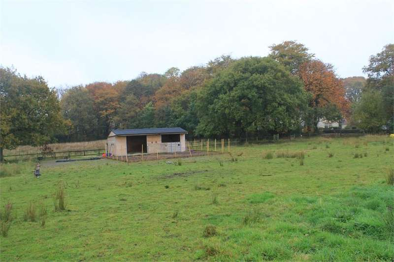 Land Commercial for sale in Paddock Land at 2 Woodfold Park Farm, Mellor, Blackburn, Lancashire