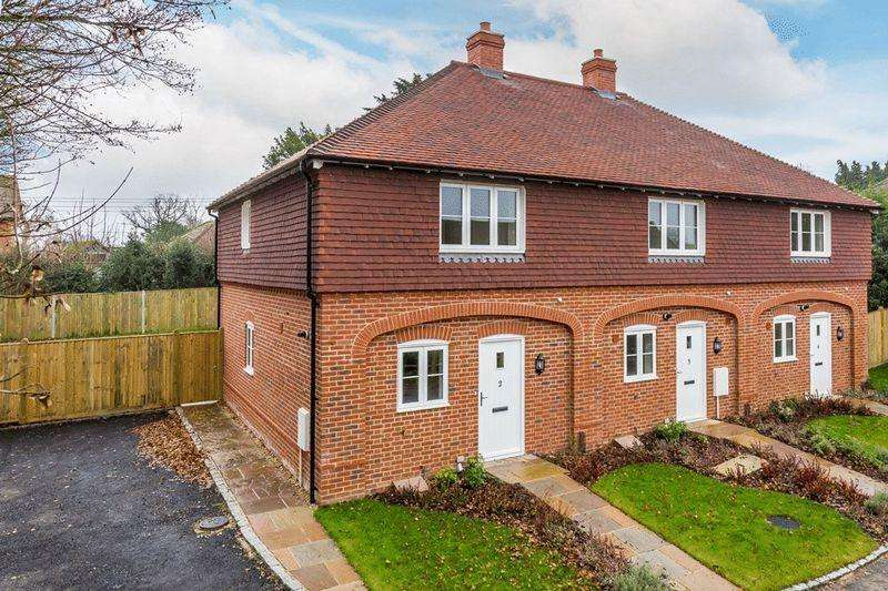 2 Bedrooms End Of Terrace House for sale in OCKLEY, Nr DORKING