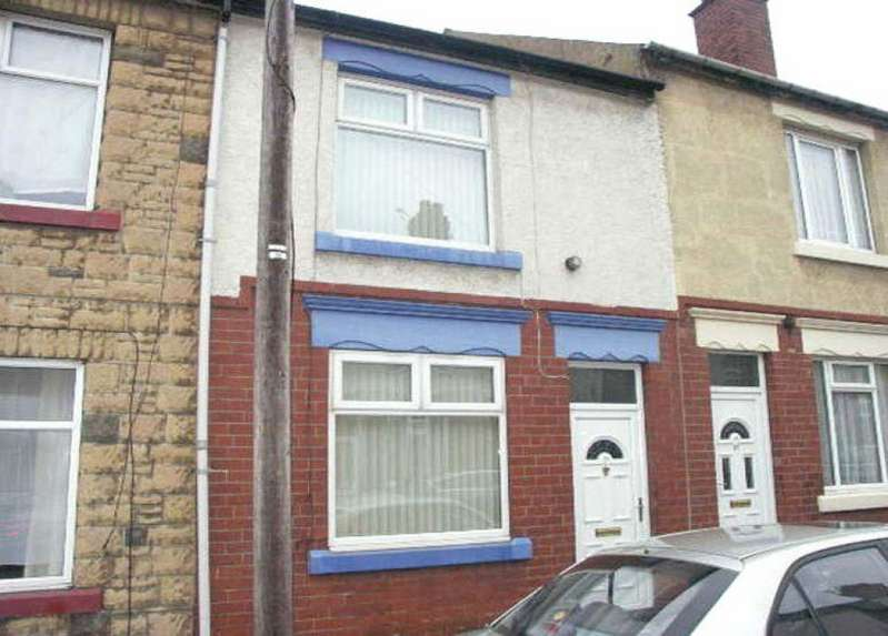2 Bedrooms Terraced House for sale in Wellington Street, Mexborough