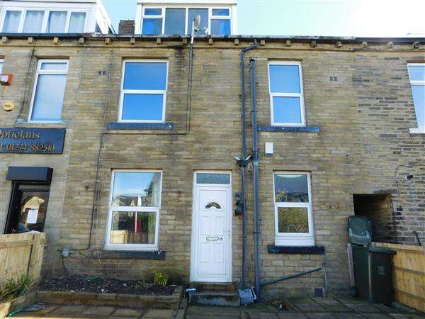 2 Bedrooms Terraced House for sale in Station Road, Bradford