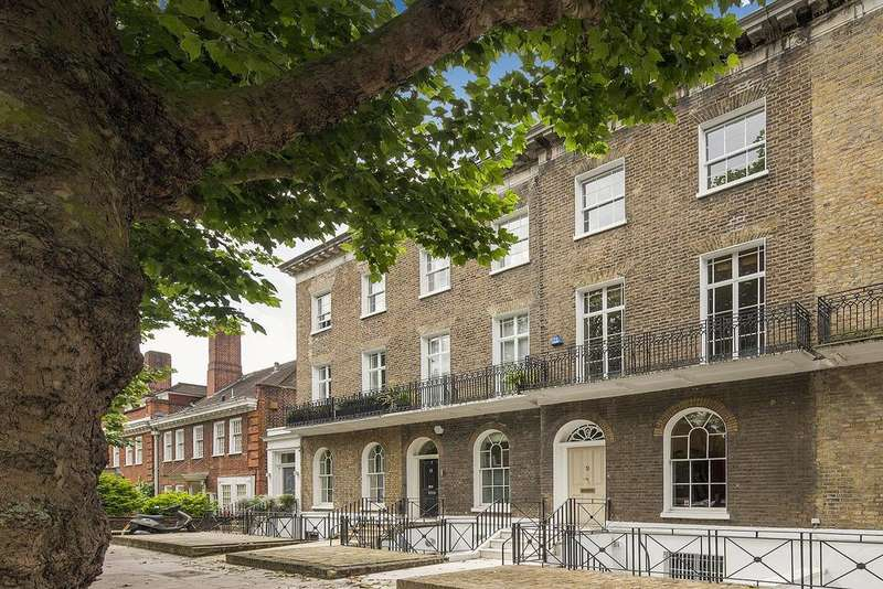 5 Bedrooms Terraced House for sale in Hamilton Terrace, London