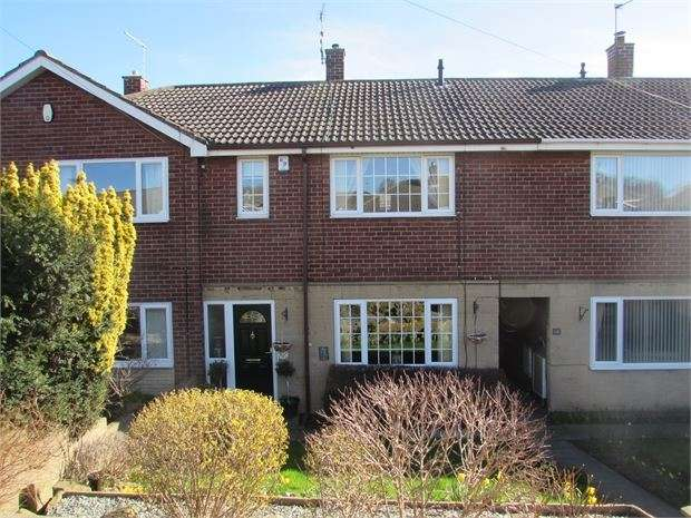 3 Bedrooms Terraced House for sale in Deacons Way, Monk Bretton, Barnsley, S71 2HU