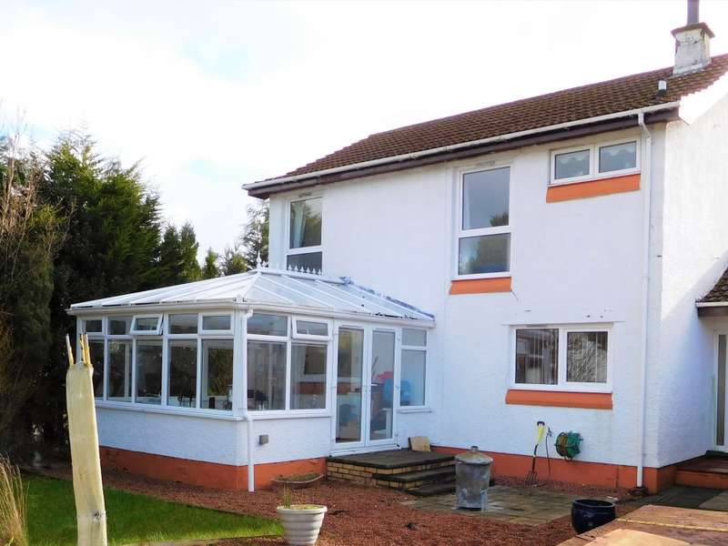 4 Bedrooms End Of Terrace House for sale in 62 Sandhaven , Sandbank, Dunoon , PA23 8QW