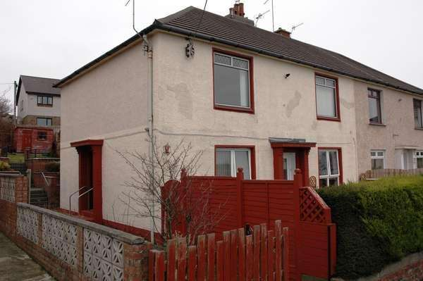 2 Bedrooms Flat for sale in 8 Crossburn Terrace, Loans, Troon, KA10 7HB