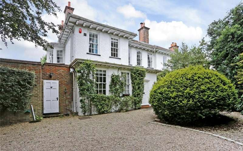 5 Bedrooms Unique Property for sale in The White House, Church Road, Penn, Buckinghamshire, HP10