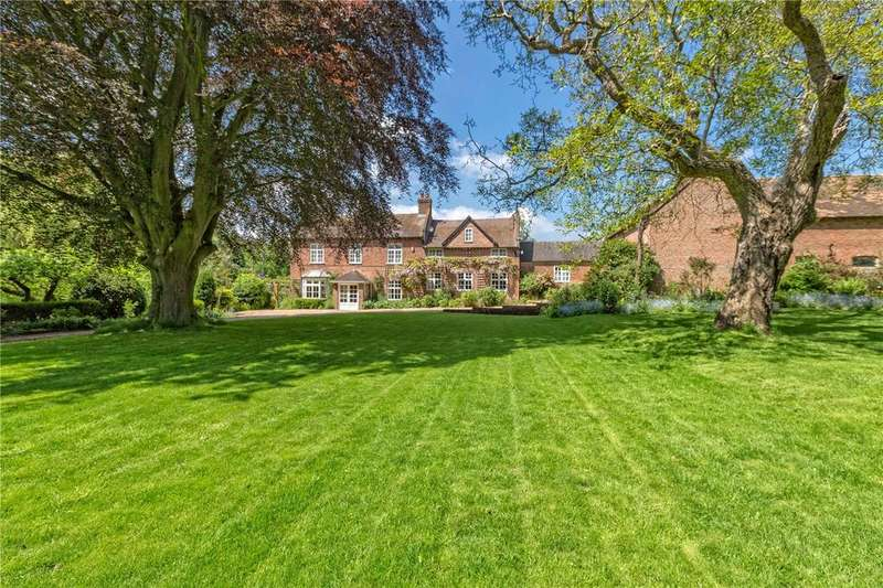 5 Bedrooms Unique Property for sale in Pave Lane, Newport, Shropshire, TF10