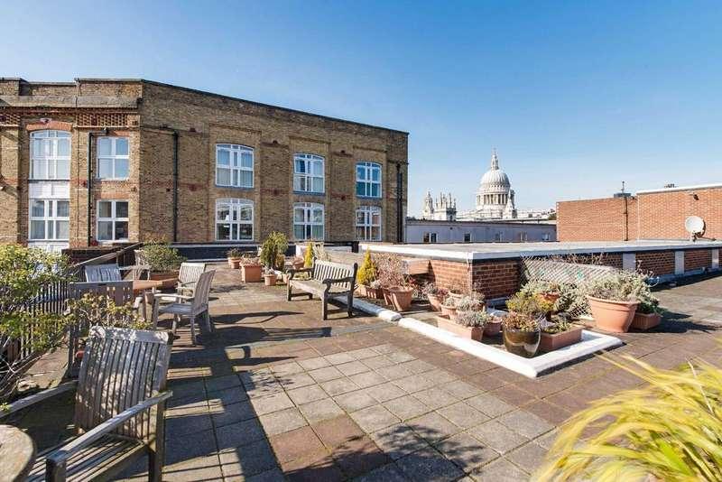 1 Bedroom Apartment Flat for sale in Upper Thames Street, EC4V