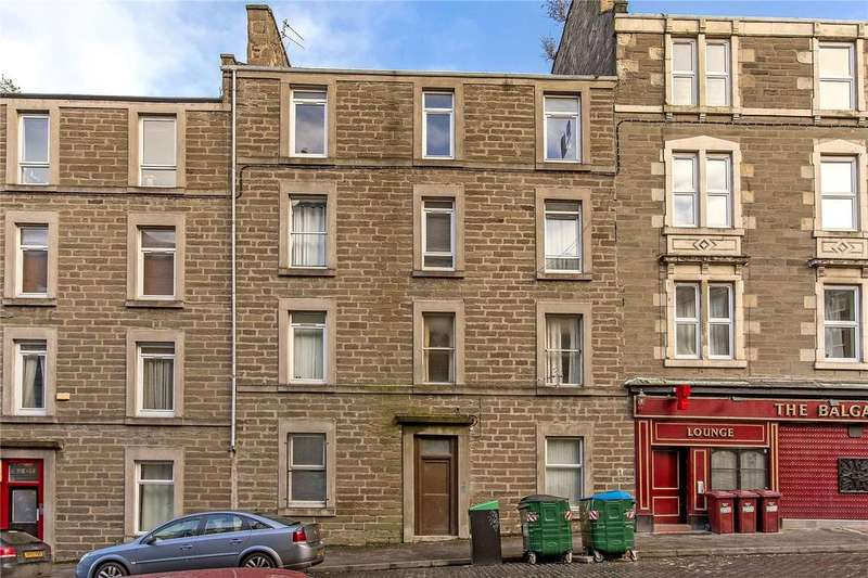 1 Bedroom Flat for sale in 7G Rosefield Street, Dundee, Angus, DD1