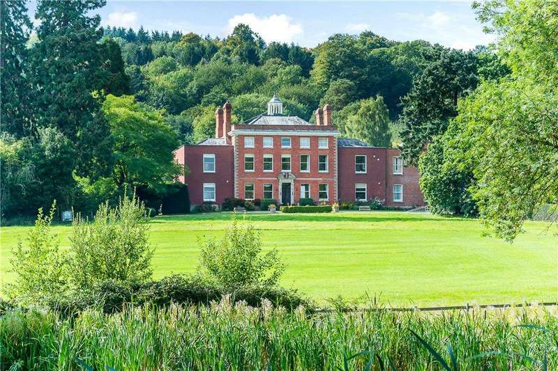2 Bedrooms Unique Property for sale in Putley Court, Putley, Ledbury, Herefordshire, HR8