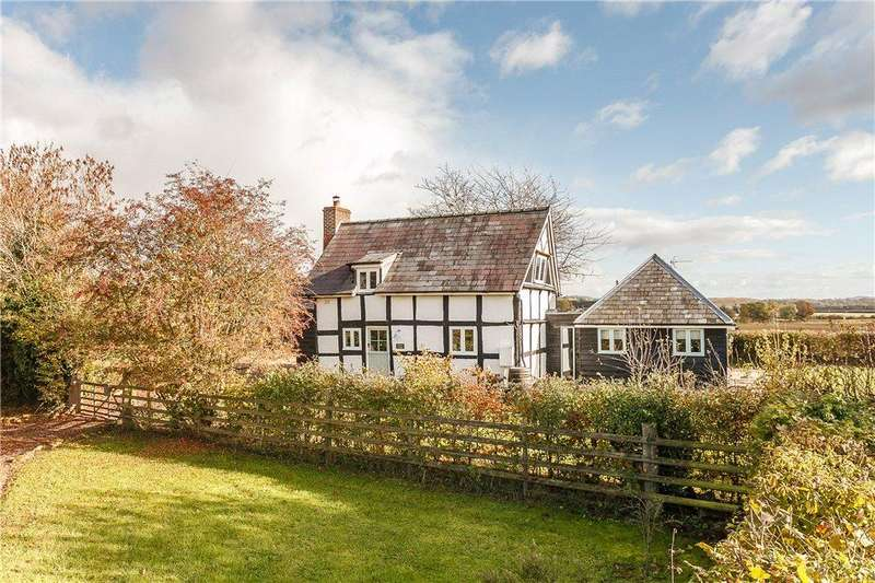 2 Bedrooms Unique Property for sale in Much Cowarne, Bromyard, Herefordshire, HR7