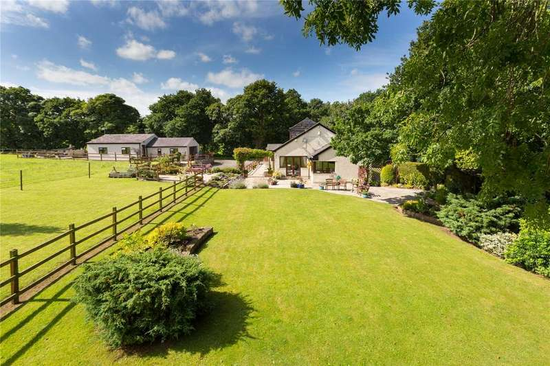 5 Bedrooms Detached House for sale in Anderton Mill, Bentley Lane, Heskin, Lancashire, PR7