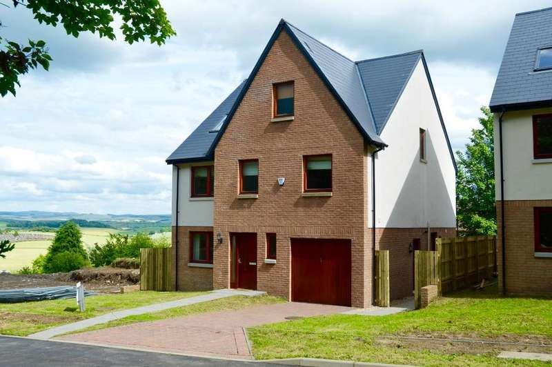 5 Bedrooms Detached House for sale in Westchurch , Maybole, Ayrshire, KA19 7EB