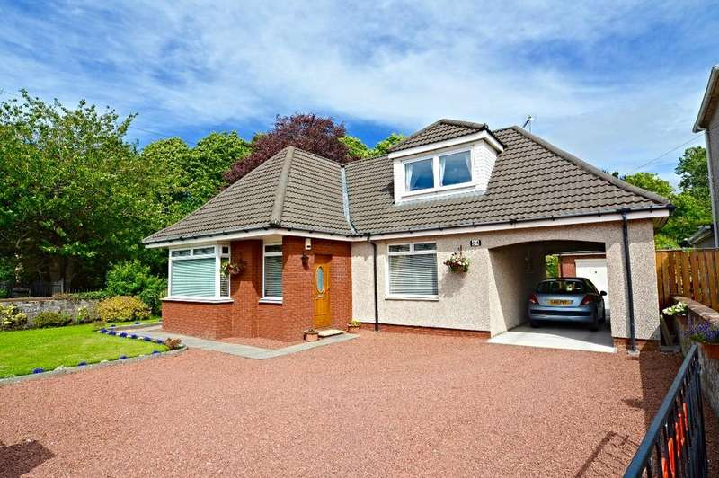 4 Bedrooms Detached Bungalow for sale in Craigie Road, Ayr, South Ayrshire, KA8 0HA
