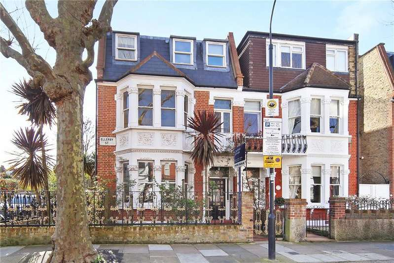 5 Bedrooms End Of Terrace House for sale in Ellerby Street, London, SW6