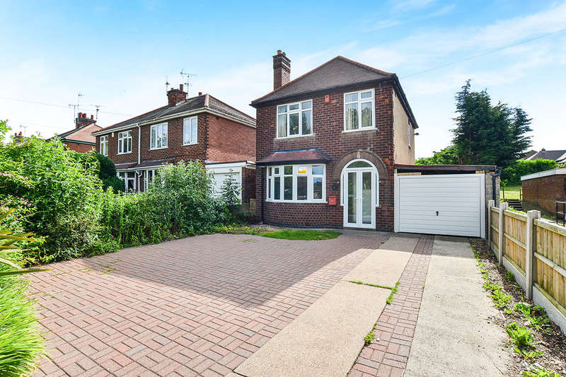 3 Bedrooms Detached House for sale in Derby Road, NOTTINGHAM, NG17